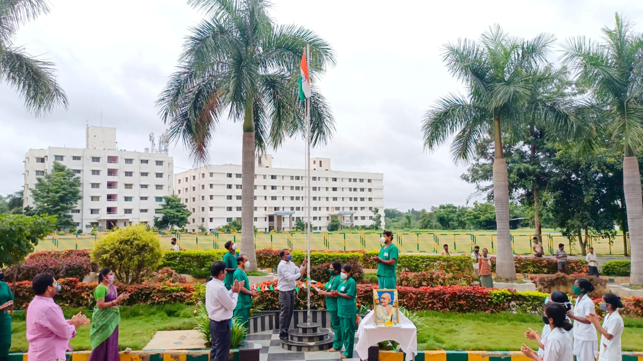 74th Independence Day Celebrations at RRCP