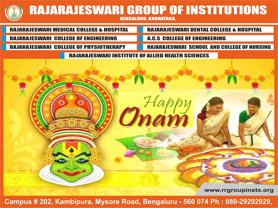 ONAM Celebrations at RRCP