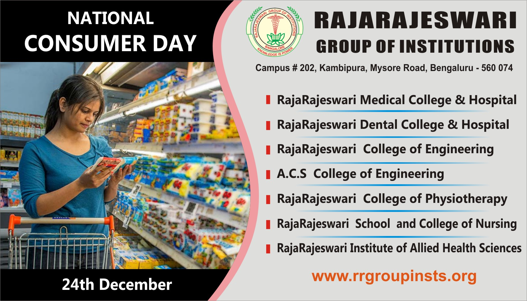 National Consumer Day 2020