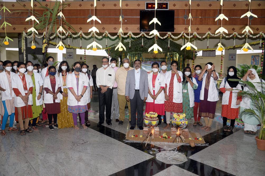 Pongal Celebrations at RRGI